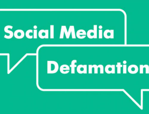 SOCIAL MEDIA AND DEFAMATION