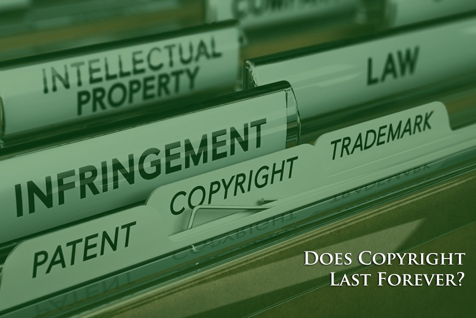 Does Copyright Last Forever?