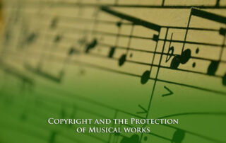 Copyright in musical works