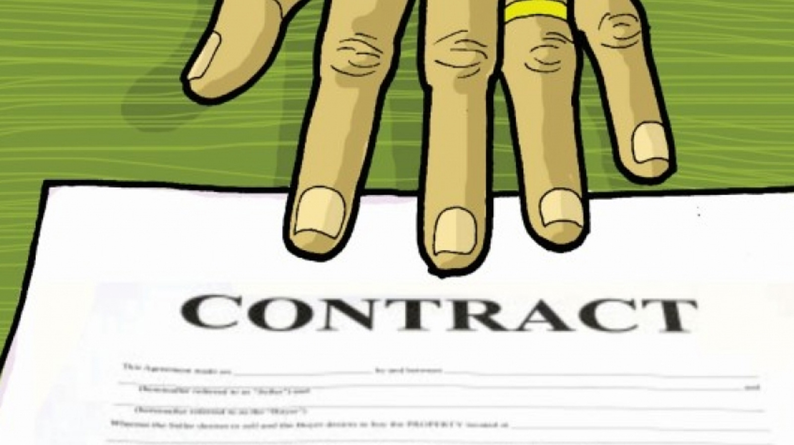 CONTRACT OF EMPLOYMENT: PROTECTION OF EMPLOYEES