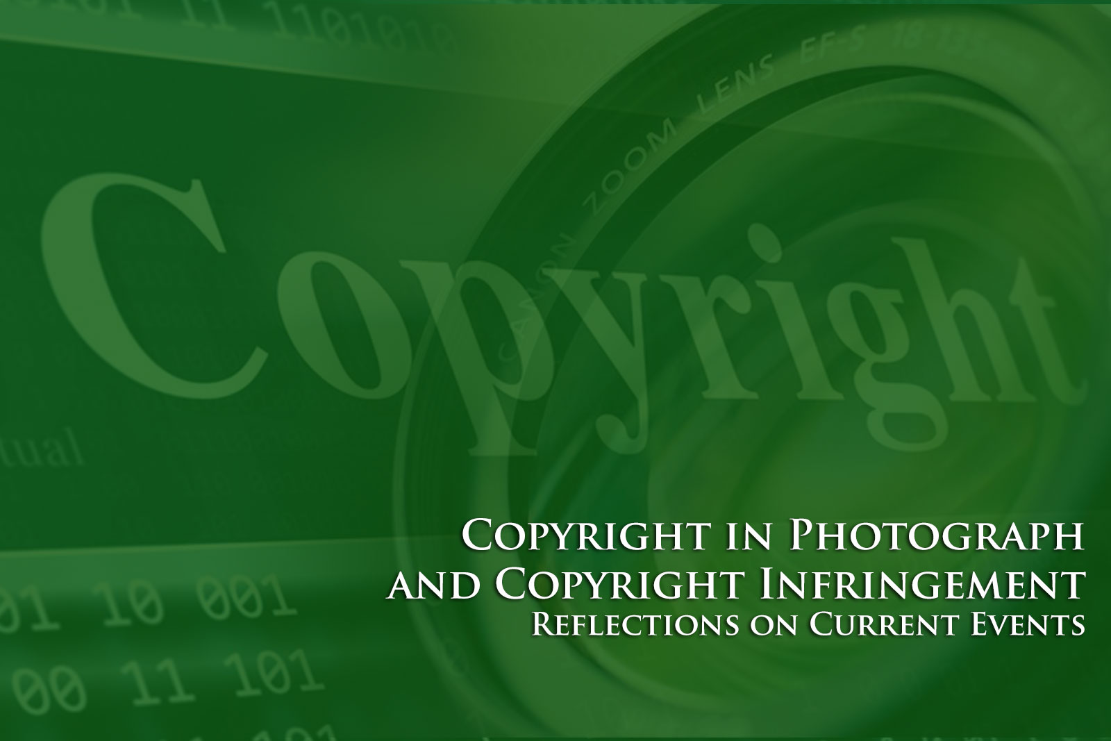 copyright in photography naijalegaltalkng