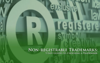 Non-registrable Trademarks